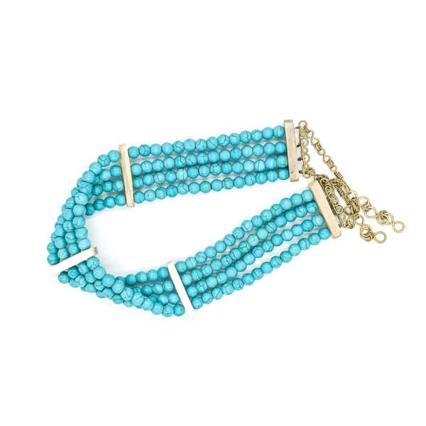 turquesa collar